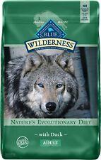 Blue Buffalo Wilderness Duck Recipe Grain-Free Dry Dog Food 24LB