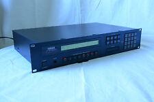 YAMAHA TX802 FM TONE GENERATOR SYNTHESIZER 2U RACK MOUNT