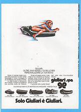 MOTITALIA981-PUBBLICITA'/ADVERTISING-1981- GIULIARI SELLE (versione B)
