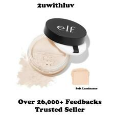 ELF E.L.F.  HIGH DEFINITION HD LOOSE POWDER SOFT LUMINANCE  8G #83333
