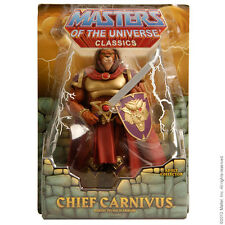 MOTUC Chief Carnivus Masters of the Universe Classics 2014 He-Man Club Eternia