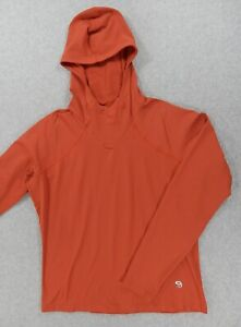 Mountain Hardwear Stretch Workout Hiking Hoodie Pullover (Womens Small)