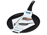 28cm Non Stick Crepe Pan all hobs including induction - Pancake day 5th March
