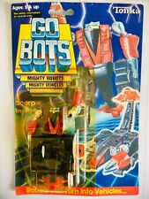 Gobots / Scorp / 1985 / Enemy Robot Monster / Tonka / Mosc