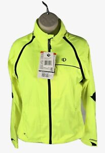 Pearl Izumi Womens Small Elite Barrier Convertible Cycling Jacket Vest Hi Res