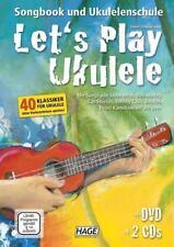 Let's Play Ukulele mit 2 CDs + DVD - Daniel Schusterbauer - 9783866263062