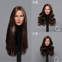 "GACTOYS 1/6 GC029 Megan Fox Head Sculpt F 12"" Female Phicen TBL Figure Body Toys"