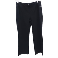 Spalding Performance Womens Bootleg Pant Black Size Extra Large NWT