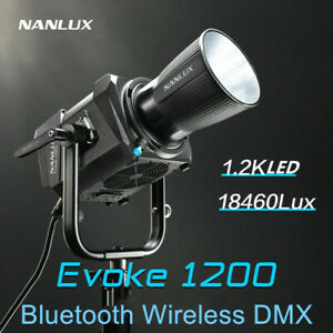Nanlite Nanlux Evoke 1200 LED Video Light 5600K Waterproof Fill Light Monolight