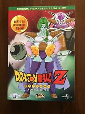 DRAGON BALL Z VOL 7 - 2 DVD CAP 49 A 56 - 200 MIN - REMASTERIZADA SIN CENSURA