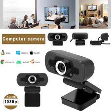 1080p Full HD 30FPS Webcam USB2.0 3.0 Mit Mikrofon Webkamera für Laptop PC