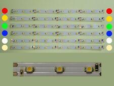 s647 - Surtido 6x LED Iluminación de 20cm 6 COLORES 72 LED Kirmes MERCADO CASAS