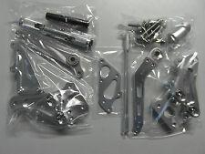 SUZUKI GSX R 600 750 K6 K7 K8 K9 L0 CNC ALU Reposapiés TRASERO