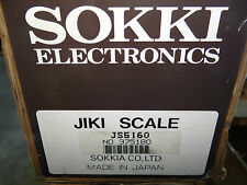 "Sokki  72"" 1600 mm Jiki Linear Scale JS5160 Digital Positioning Systems 375180"