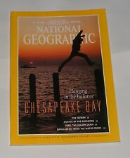 NATIONAL GEOGRAPHIC MAGAZINE JUNE 1993 - CHESAPEAKE BAY/ICEMAN/SONGBIRDS/CORN