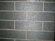 Spalt- Verblender für Wand+ Haussockel 31x10 - FROSTSICHER Naturstein- SERPENTIN