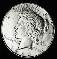 1928-s Peace Silver Dollar.High Grade (Inv.A)