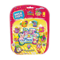 Moji POP SERIES 1 mojipops 8 figure Glitter pack et photo Pop pack Neuf scellé