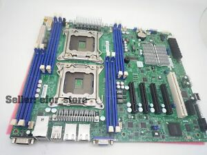 Supermicro X9DRL-iF Dual Socket R LGA 2011 Server Motherboard C602