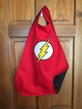 Flash Kids Superhero Cape/Costume