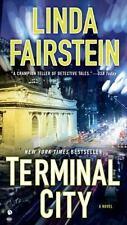 Terminal City by Linda Fairstein (2015, Paperback)