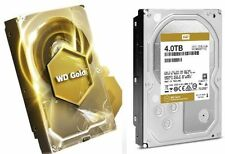 WD Gold 4TB Datacenter Hard Drive 7200 RPM SATA 6 Gb/s 128MB Cache WD4002FYYZ