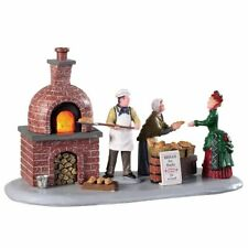 New Lemax village - Bread Bakers - Battery Operate - Table Piece - LEMAX