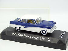 Solido 1/43 - Ford Taunus 17M Coupé 1957 Blu