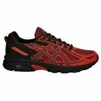 Asics Gel-Venture 6 Red/Black Men's Trail Running Shoes