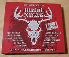 We Wish You a Metal Xmas & A Headbanging...