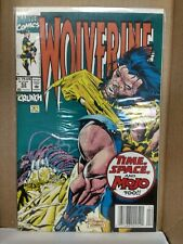 Marvel Wolverine #53 The Crunch Conundrum 3 of 3