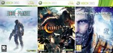 lost planet 1,2&3  xbox 360+xbox one  pal