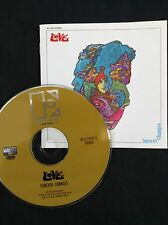LOVE: FOREVER CHANGES CD 2001 edition with 7 extra tracks  1967 psych classic