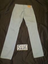 LEVI'S 559 RELAXED 32X38 MEASURE 32X37 STRAIGHT KHAKI JEANS  #LL899