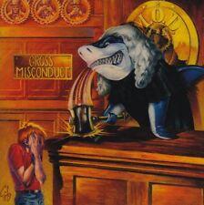 Gross Misconduct - M.O.D. (1995, CD NIEUW)