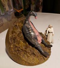 Star Wars Custom Black Series Blue Milk Siren & Luke 1:18 scale figures