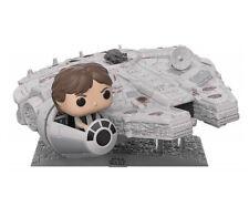 Funko Pop Star Wars #321 Han Solo In The Millenium Falcon Deluxe