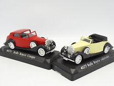 Solido 1/43 - Lot de 2 Rolls Royce