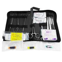 16stk Chirurgische Anatomie Instrumente SET Basic MEDIZINISCHE Fast W9H7