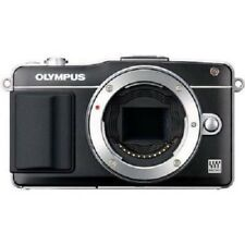 USED Olympus E-PM2 16MP Body Black Excellent FREE SHIPPING