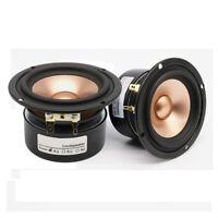 """3.5"""" inch 4Ohm 8Ohm 15W Full Range Speaker Woofer Audio Stereo Loudspeaker Horn"""