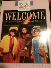 Barbie Millicent Roberts Official Collector's Club Membership Limited Edition