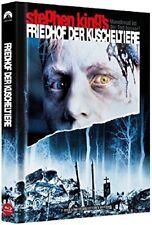 Friedhof der Kuscheltiere | Uncut Mediabook | 2-Disc Limited Edition DVD-Blu-ray