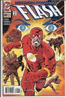 Flash #88 (1994) by Mark Waid.