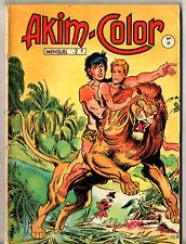 ¤ AKIM COLOR n°31 ¤ 1970 MON JOURNAL