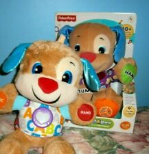Fisher Price Laugh and Learn Love to Play Puppy New Mib + other Toy