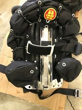 Oms Technical Diving Public Service Backplate And Wing