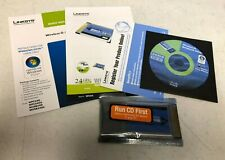 Linksys Wireless-G Network Adapter WPC54G