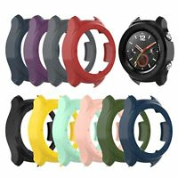 Silicone Protection Smart Watch Bumper Cover Frame Case for Huawei Watch 2