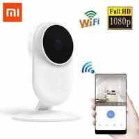 Xiaomi 1080P FHD Smart IP Camera WiFi AI Detection 130° Night Vision Webcam